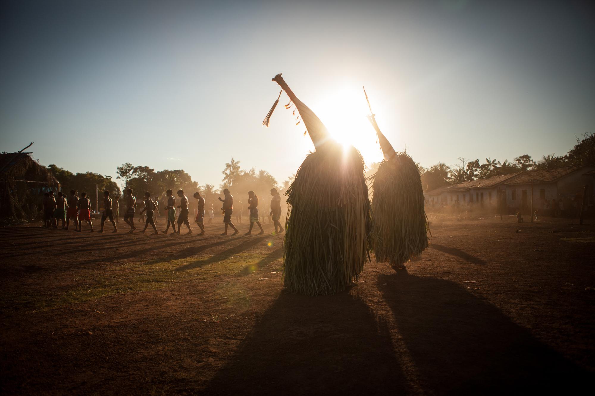 Brasil país indígena
