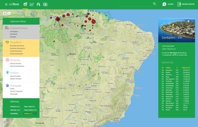 Como os dados abertos podem contribuir com o combate ao desmatamento e com a sustentabilidade da produção florestal e agrícola?