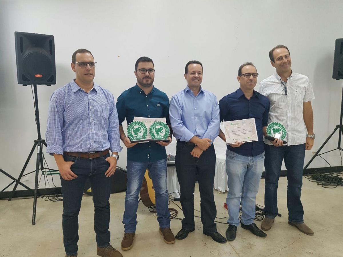 Divulgados os vencedores da VIII Prova de Cafés Certificados IMAFLORA - Rainforest Alliance Certified™