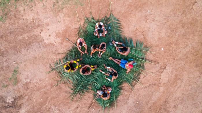 Destacando as origens dos produtos florestais indígenas do Brasil