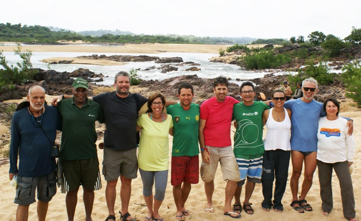 Experiências e vivências da equipe e conselho do Imaflora, uma literal imersão no Xingu
