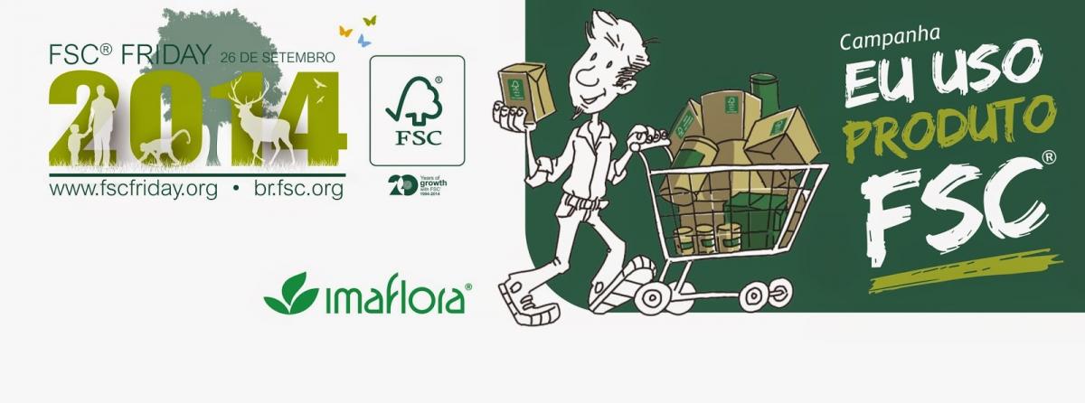 IMAFLORA lança a campanha de apoio à iniciativa mundial do FSC® em prol da conservação das florestas