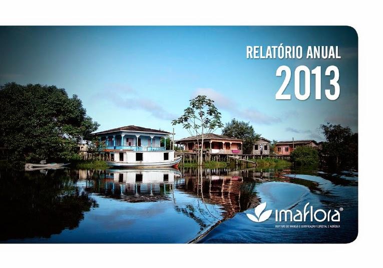 2013 para o IMAFLORA
