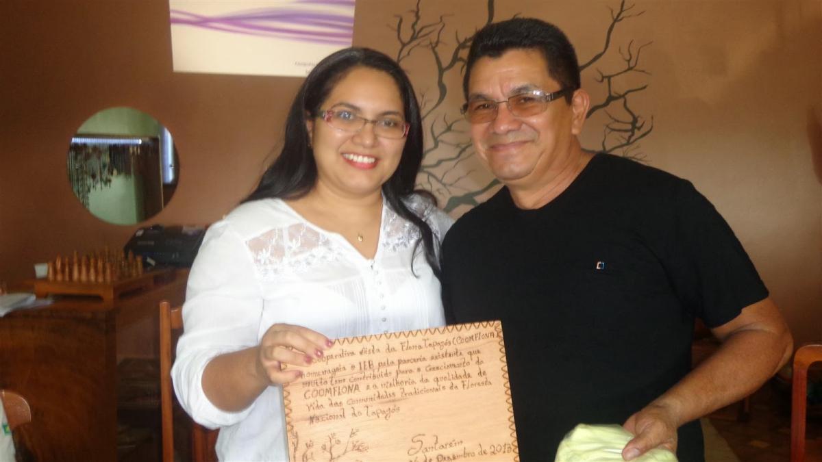 Coomflona recebe certificação FSC 100% comunitário durante inauguração da Ecoloja Tapajós