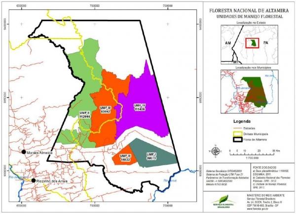 Editais abertos de concessão trazem mais de 1 milhão de hectares para o manejo florestal na Amazônia