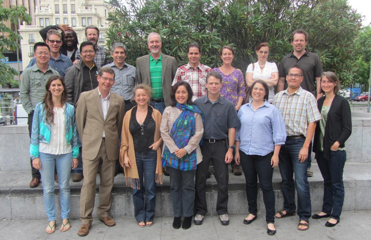 Grupo de Trabalho criado para desenvolver os Indicadores Genéricos Internacionais do FSC® se reuniu em Madri