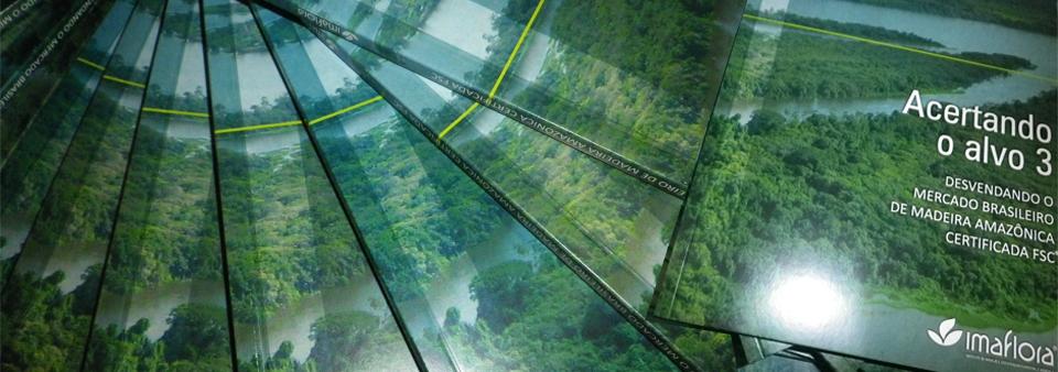 Madeira tropical certificada está em alta, mostra estudo de mercado do Imaflora
