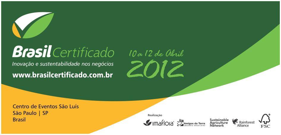 TNC apresenta oportunidades da produção agrícola sustentável na V Brasil Certificado.