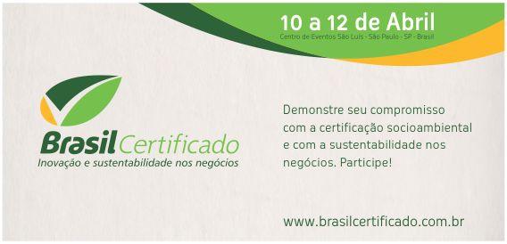 Tensie Whelan e André de Freitas participam do Fórum Brasil Certificado em São Paulo
