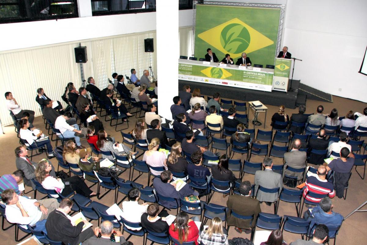 Feira Brasil Certificado de 2012 apresentará maior diversidade de experiências sustentáveis para a cadeia produtiva