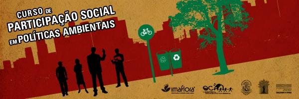 Curso gratuito estimula a participação nas questões socioambientais de Piracicaba e região