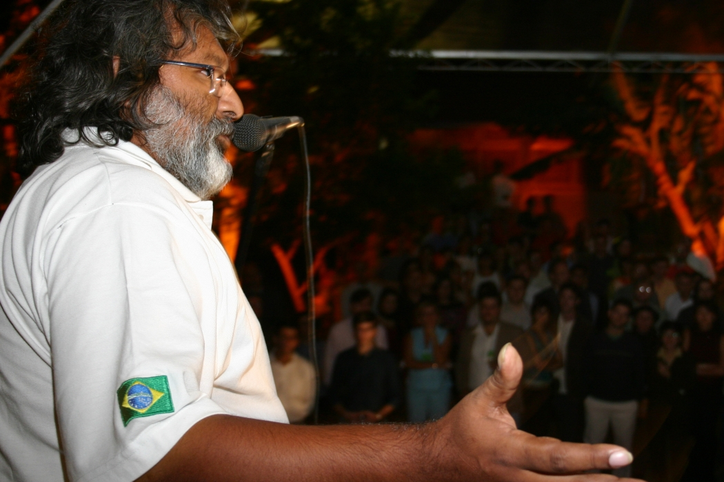 Homenagem do Imaflora à Rubens Gomes (Rubão), fundador da OELA e defensor dos povos da floresta